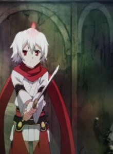Chaos Dragon: Sekiryuu Seneki anyanime