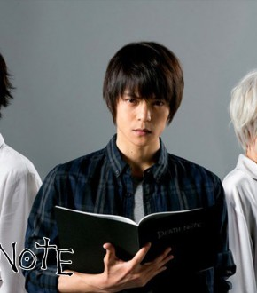 Death Note 2015 anyanime