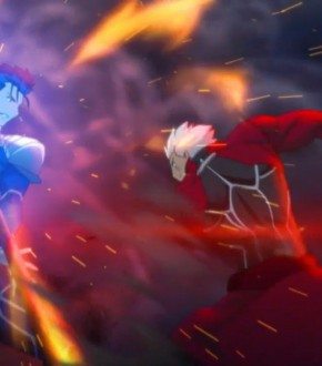 Fate/stay night: Unlimited Blade Works anyanime