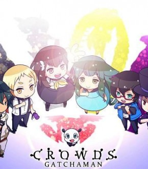 Gatchaman Crowds Insight anyanime