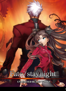 Fate/stay night: Unlimited Blade Works 2nd Season anyanime