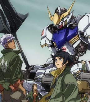 Mobile Suit Gundam: Iron-Blooded Orphans anyanime