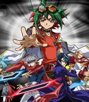 Yu-Gi-Oh! Arc-V anyanime