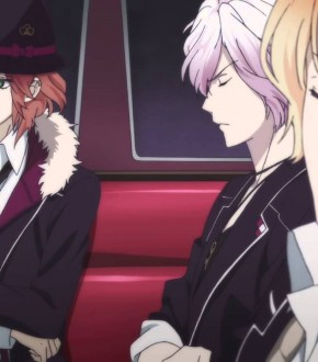 Diabolik Lovers More,Blood anyanime