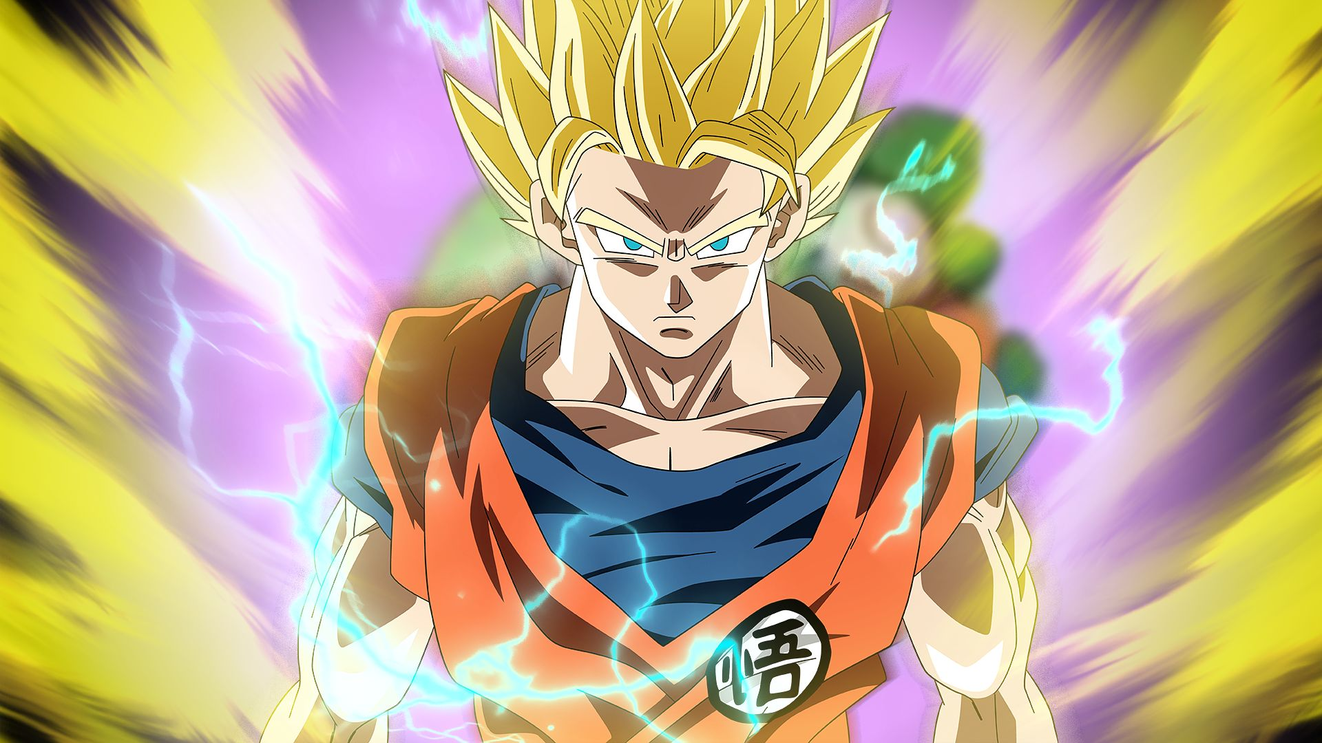 Watch Dragon Ball Z Episode 85 The Renewed Goku Pretty Little