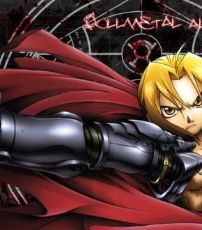 Fullmetal Alchemist Brotherhood anyanime