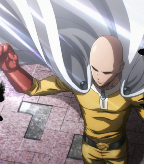 One Punch Man anyanime