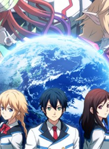 Phantasy Star Online 2 The Animation anyanime