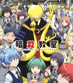 Ansatsu Kyoushitsu (TV) 2nd Season anyanime