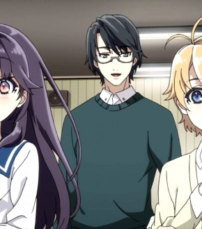 HaruChika: Haruta to Chika wa Seishun Suru anyanime