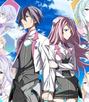 Gakusen Toshi Asterisk 2nd Season anyanime