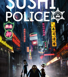 Sushi Police anyanime