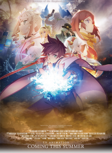 Tales of Zestiria the X anyanime