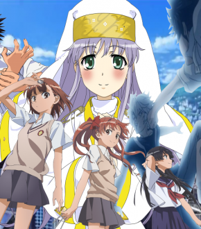 Toaru Majutsu no Index anyanime