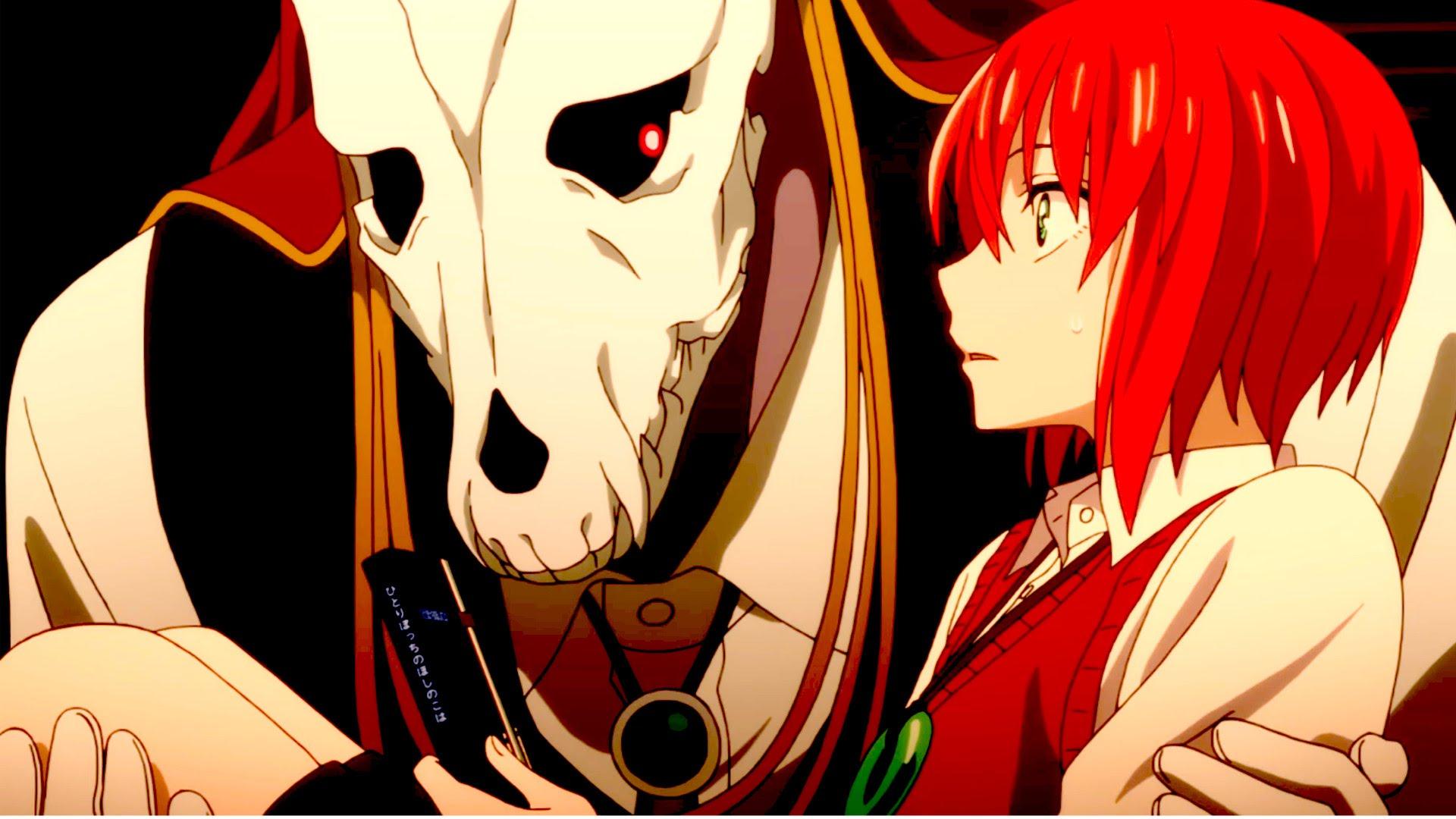 Mahoutsukai no yome 01 - Imagens em hd de animes ...